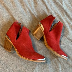 Jeffrey Campbell Hunt the Plains Ankle Boot